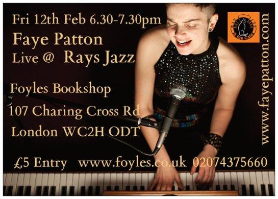 Faye at Rays